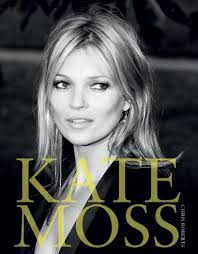 A new biography marked Kate Moss' 40th birthday